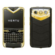 Vertu Constellation Quest Polished Yellow Gold mới 90%
