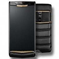 Vertu New Signature Touch Pure Jet Red Gold mới 95%