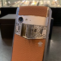 Vertu Aster P Baroque Brown Calf