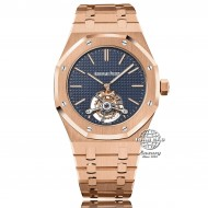 Audemars Piguet Royal Oak Tourbillon Extra-Thin Pink Gold 26510OR.OO.1220OR.01