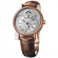 Breguet Classique Rose Gold Day Date Moonphase 7337BR/1E/9V6