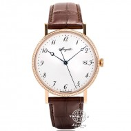Breguet Classique Rose Gold Manual Watch 5178BR/29/9V6D000