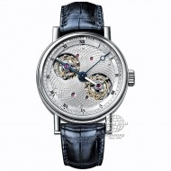 Breguet Grande Complication Double Tourbillon Plantium 5347PT/11/9ZU