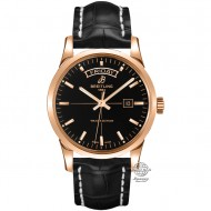 Breitling Transocean Day Date Rose Gold R4531012/BB70