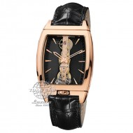 Corum Bridges Golden Bridge Watch Rose Gold 113.150.55/0002 FK02