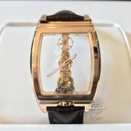 Corum Golden Bridge Rose Gold 113.160.55/0002 0000
