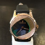 Corum Heritage Artisans Feather Red Gold with Diamond Limited Edition 082.601.55/0001 PL91