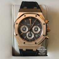 Audemars Piguet Royal Oak Chronograph Rose Gold 26022OR.OO.D098CR.02 (mới 98%)