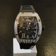 Richard Mille RM005 White Gold Full Custom Diamond Pave (mới 95%)