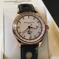 Frederique Constant Vintage Rally Healey GMT Rose Gold FC-350HVG5B4