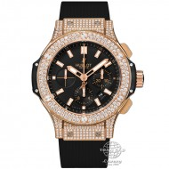 Hublot Big Bang Red Gold Full Diamond Pave 301.PX.1180.RX.1704
