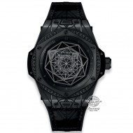 Hublot Big Bang Sang Bleu All Black Limited Edition 465.CS.1114.VR.1200.MXM18