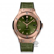 Hublot Classic Fusion King Gold Green 565.OX.8980.LR