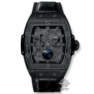 Hublot Spirit Of Big Bang Moonphase Black Diamonds Bezel 647.CI.1110.LR.1200