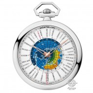 Montblanc 4810 Orbis Terrarum Stainless Steel Limited Edition