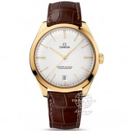 Omega De Ville Tresor Omega Master Co-Axial Yellow gold 432.53.40.21.02.001