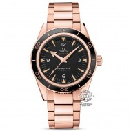 Omega Seamaster 300 Master Co-Axial Rose Gold 233.60.41.21.01.001