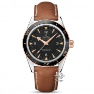 Omega Seamaster 300 Master Co-Axial Steel - Sedna Gold 233.22.41.21.01.002
