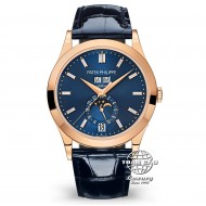 Patek Philippe Complications Annual Calendar Rose Gold 5396R-015