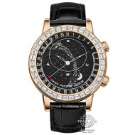 Patek Philippe Grand Complications Celestial Rose Gold with Diamond Bezel 6104R-001