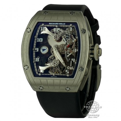 Richard Mille RM 014 Tourbillon Perini Navi Cup White Gold 514.06.91