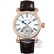 Speake Marin J-Class Magister 38mm Red Gold, Tourbillon 10033