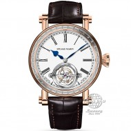 Speake Marin J-Class Magister 42mm Red Gold, Baguette Diamonds, Tourbillon 10032