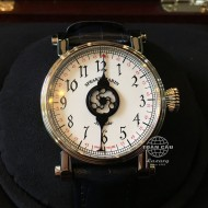 Speake Marin J-Class Velsheda Deco 38mm Titanium 10027