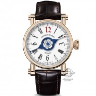Speake Marin J-Class Velsheda Gothic 42mm Red Gold Limited Editiion