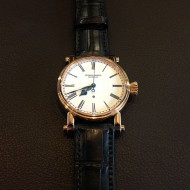 Speake Marin Piccadilly Resilience 18K Red Gold with Diamond