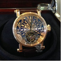 Speake-Marin Piccadilly Đông Sơn Tourbillon Red Gold Limited Edition