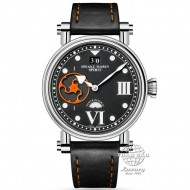 Speake Marin Spirit Wing Commander 42mm Titanium Orange 20002-54