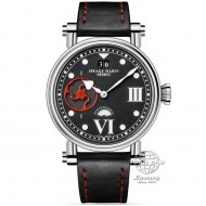 Speake Marin Spirit Wing Commander 42 mm Titanium Red 20002-52