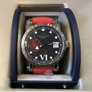 Speake Marin Spirit Wing Commander 42mm Titanium Red SMST0069