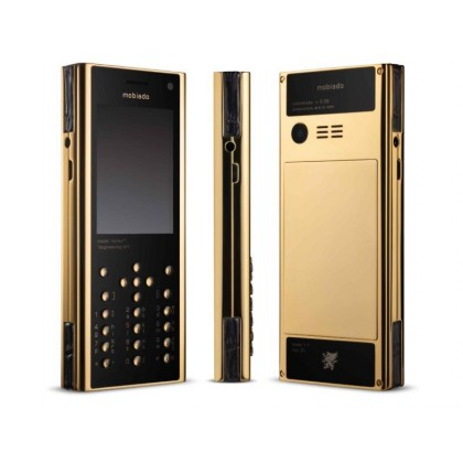 Mobiado Forma Gold Black